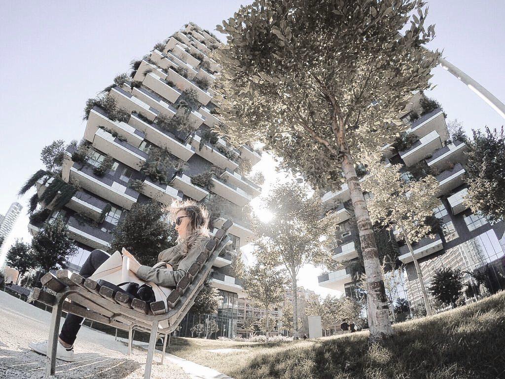 Parques gratis en Milán