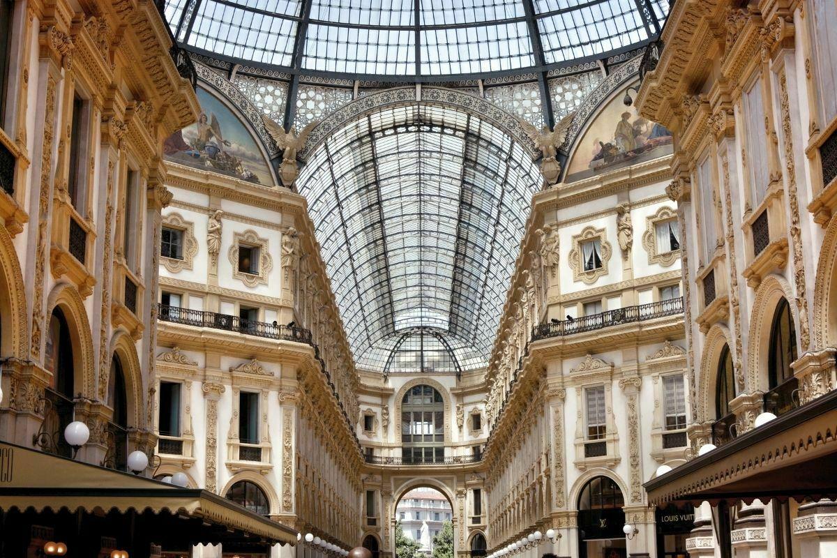 Galería Vittorio Emanuelee