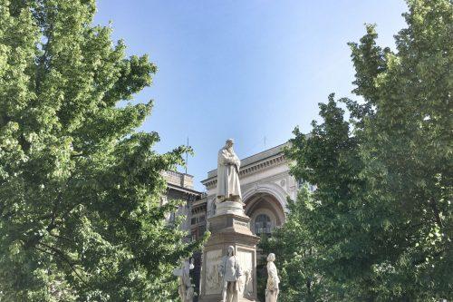 Un recorrido por Milán siguiendo los rastro de Leonardo Da Vinci