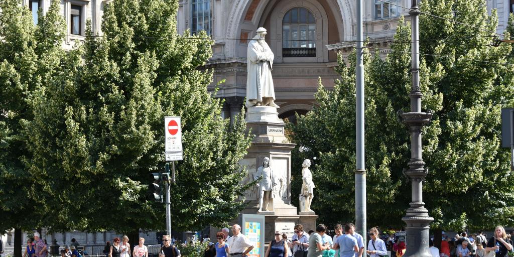 Leonardo Da Vinci & Milán