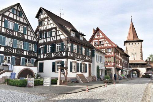 Paseando por Gengenbach, un pueblo de cuento alemán