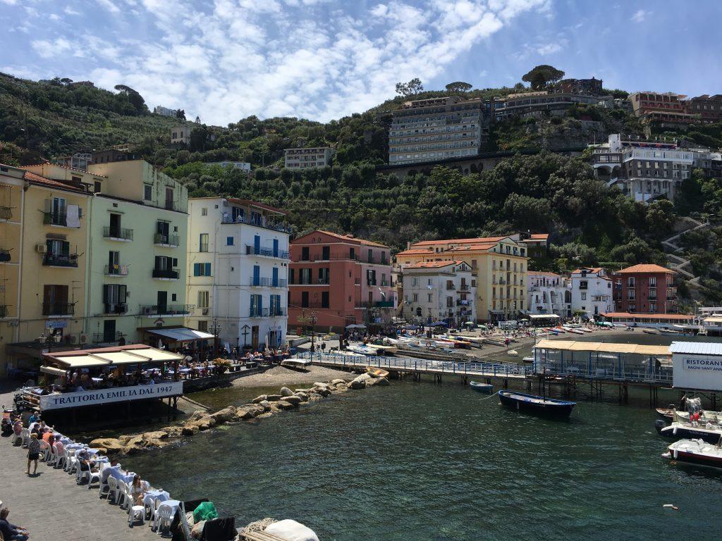 Ruta por la Costa Amalfitana