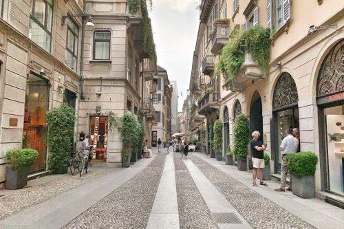 Qué ver en Brera, uno de los barrios imperdibles de Milán