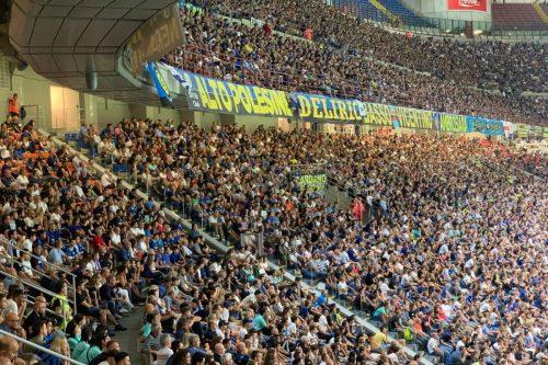 Viviendo la pasión italiana por el fútbol en el estadio San Siro de Milán