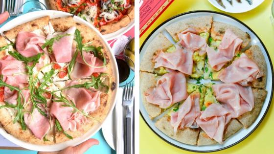 dónde comer pizza en Milán