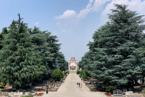El Cementerio Monumental de Milán, un museo (muy particular) a cielo abierto