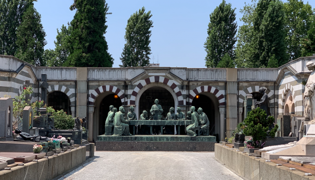Cementerio Monumental Milán