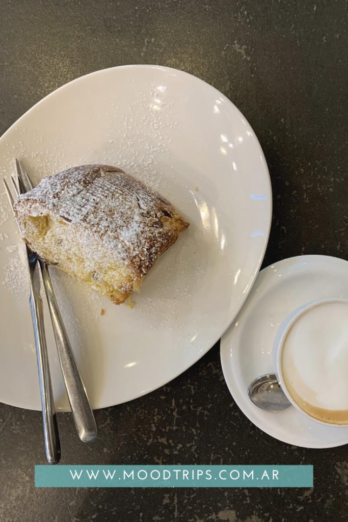 Panettone en Milán