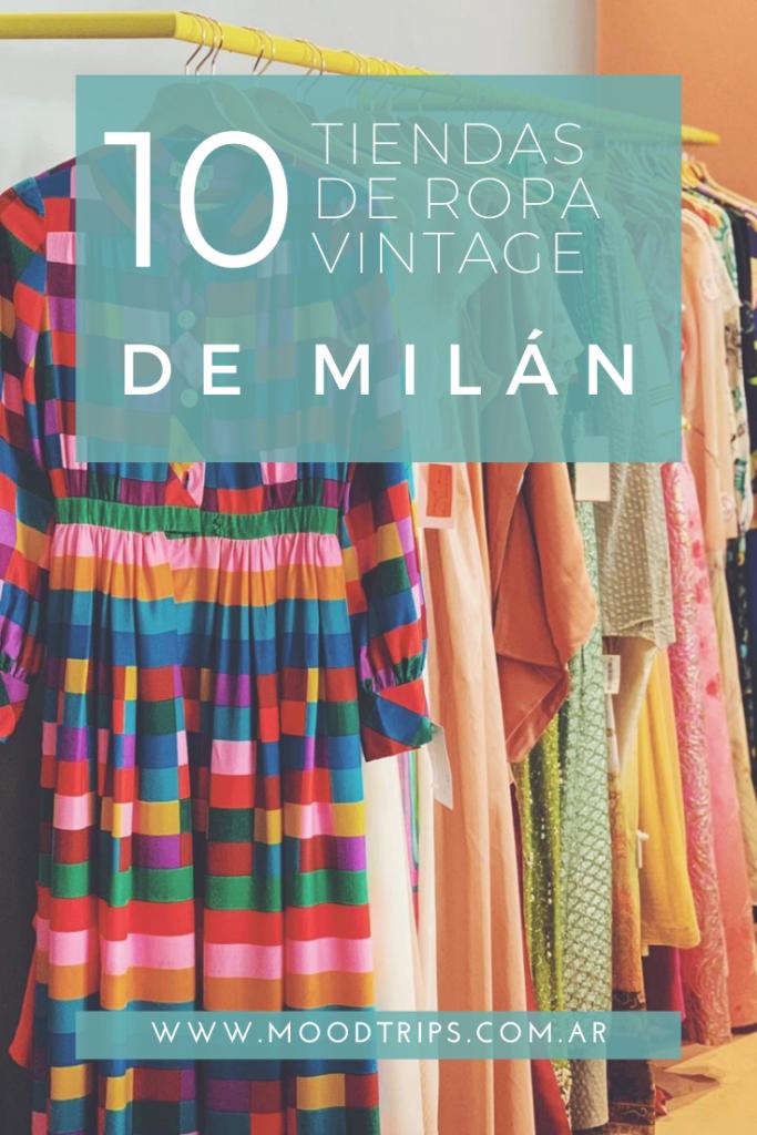 Vintage en Milán