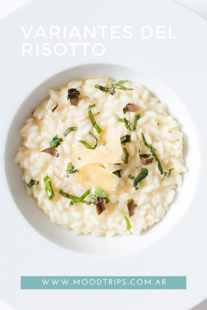 Variantes del risotto