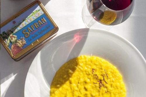 La receta del Risotto alla milanese y dónde probarlo en Milán