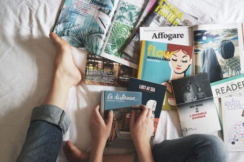 La guía del ocio, montones de ideas para disfrutar del tiempo libre en casa