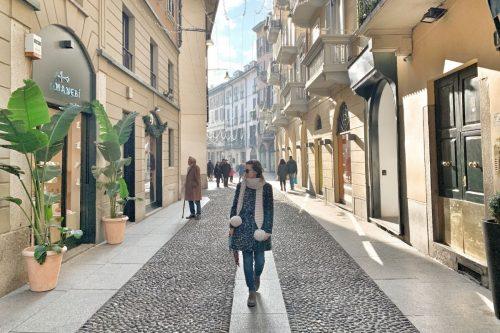 Lee más sobre el artículo Caminando por Brera, el barrio bohemio chic de Milán