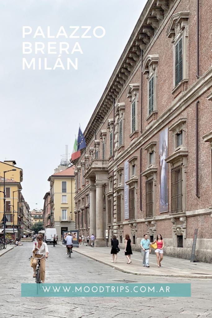Palazzo Brera de Milán
