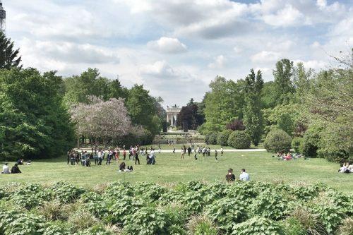 Ideas para disfrutar del Parque Sempione, el pulmón verde de Milán