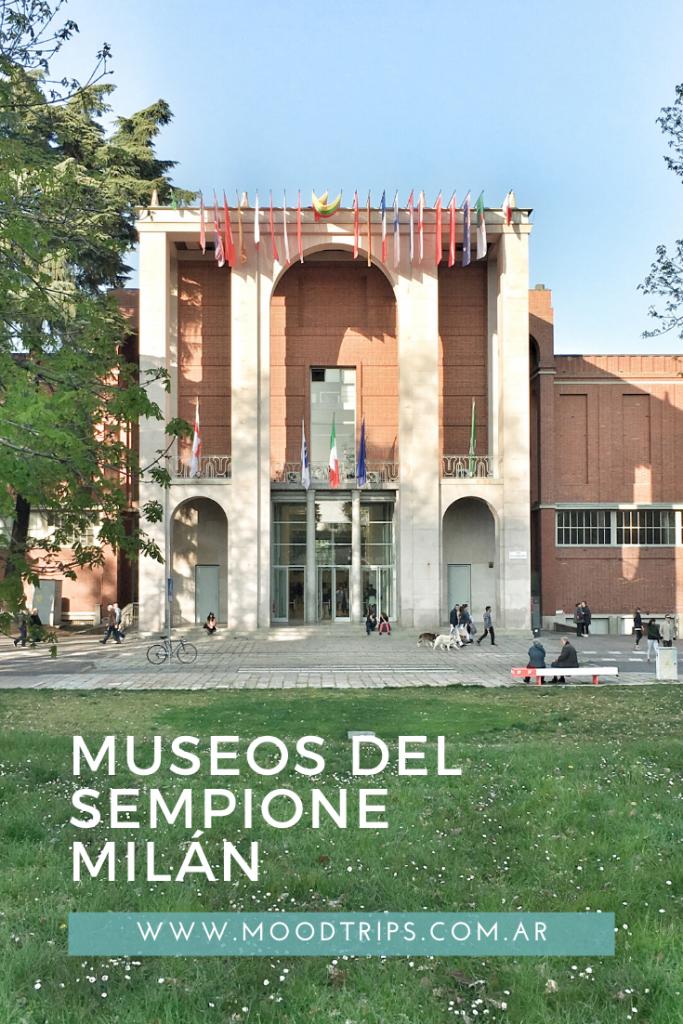 Museos del parque Sempione