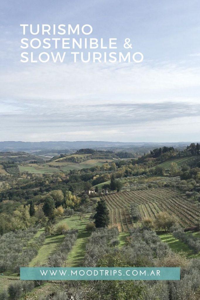 Turismo Sostenible y Slow Turismo