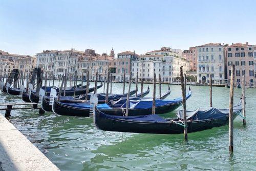 Y un día volvimos a pasear por Venecia