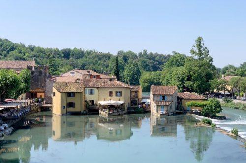 Borghetto, un rincón mágico del Veneto