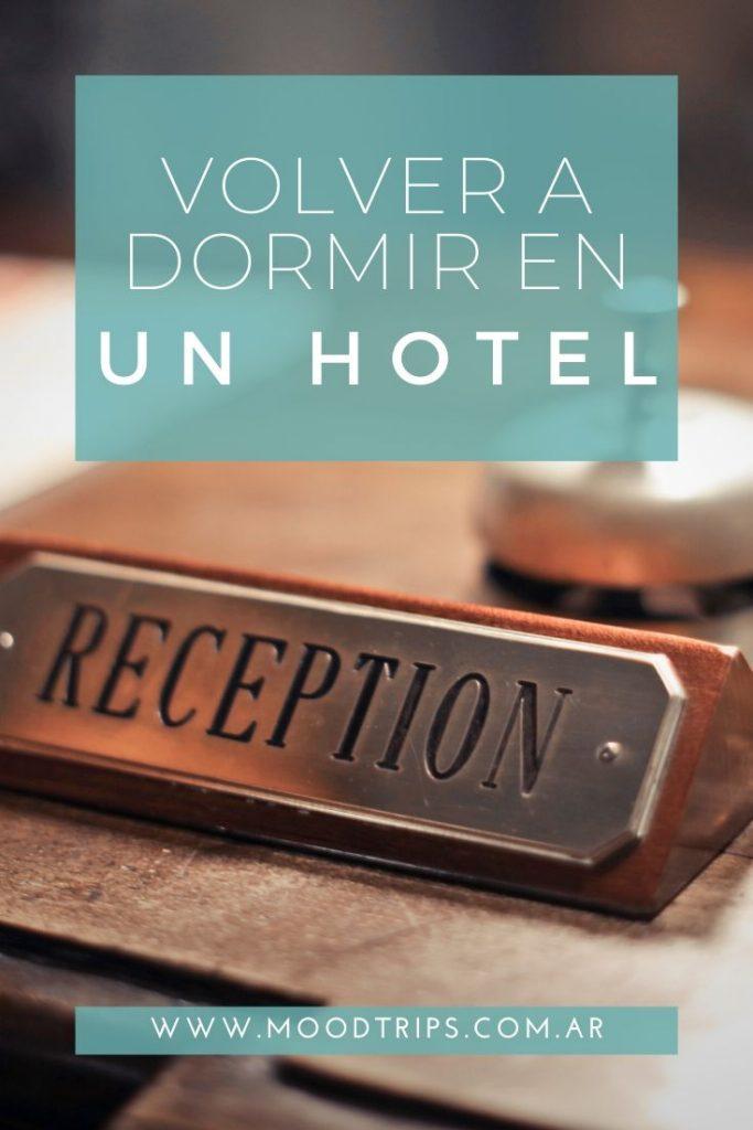 Dormir en un hotel post Covid-19
