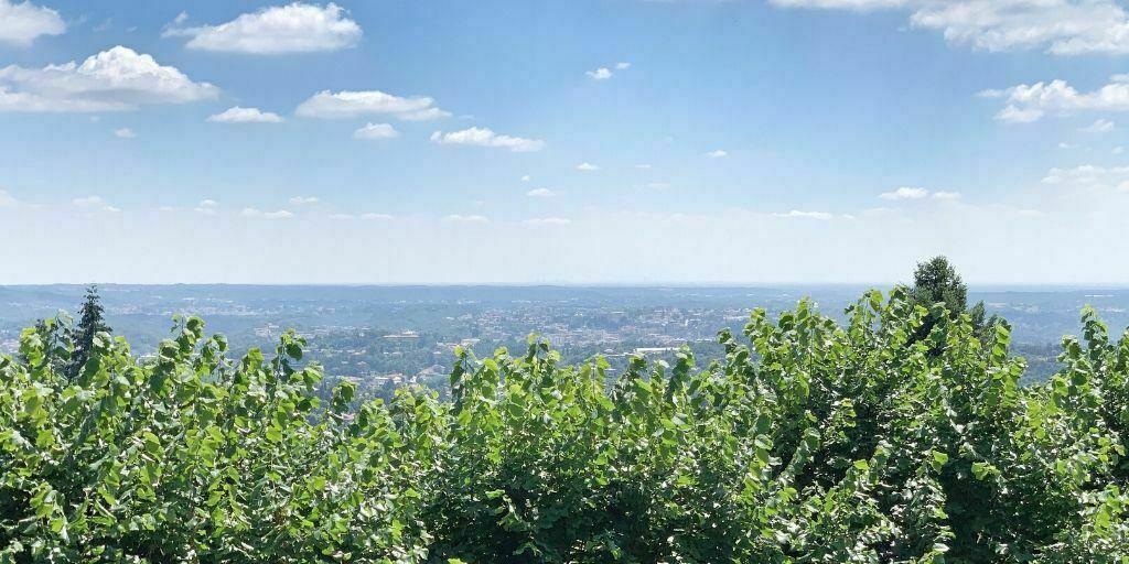 Vista de Milán