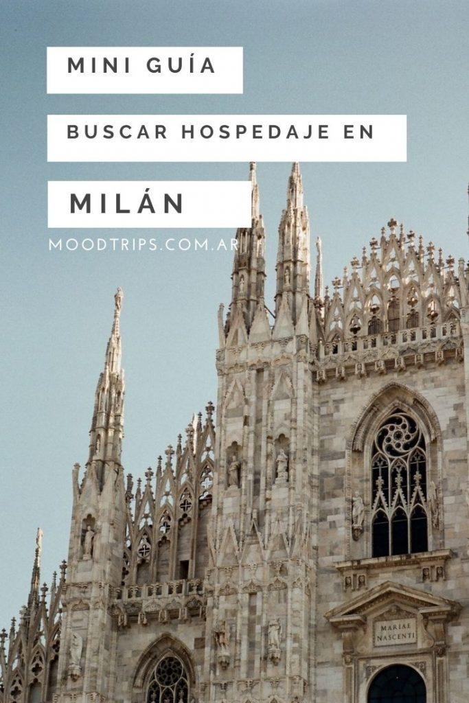 Alojamiento en Milán