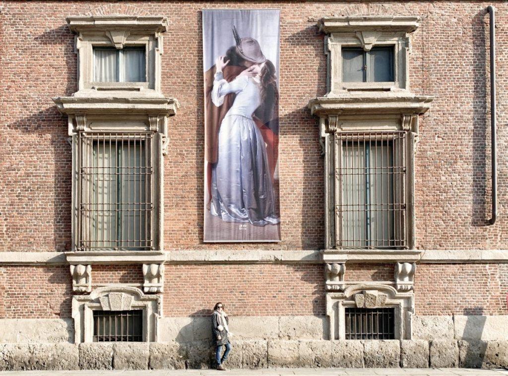 La Pinacoteca de Brera