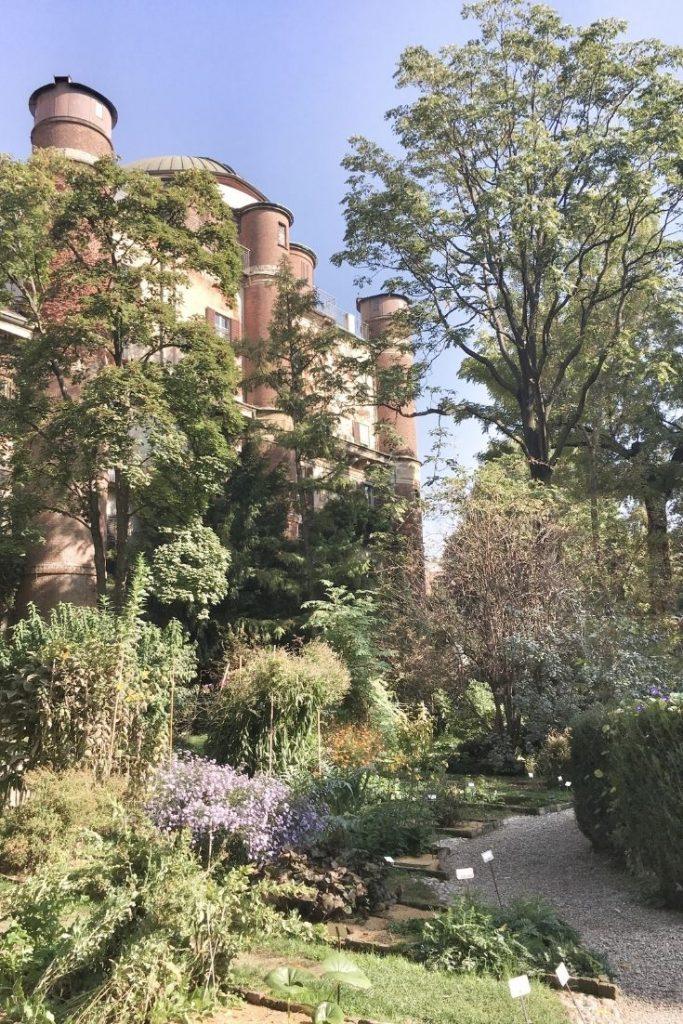 Orto botanico de brera