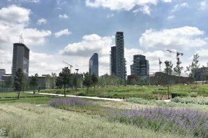 Un recorrido entre parques y rascacielos para descubrir la versión más moderna de Milán