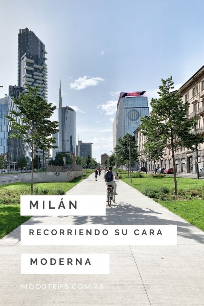 Milan moderna