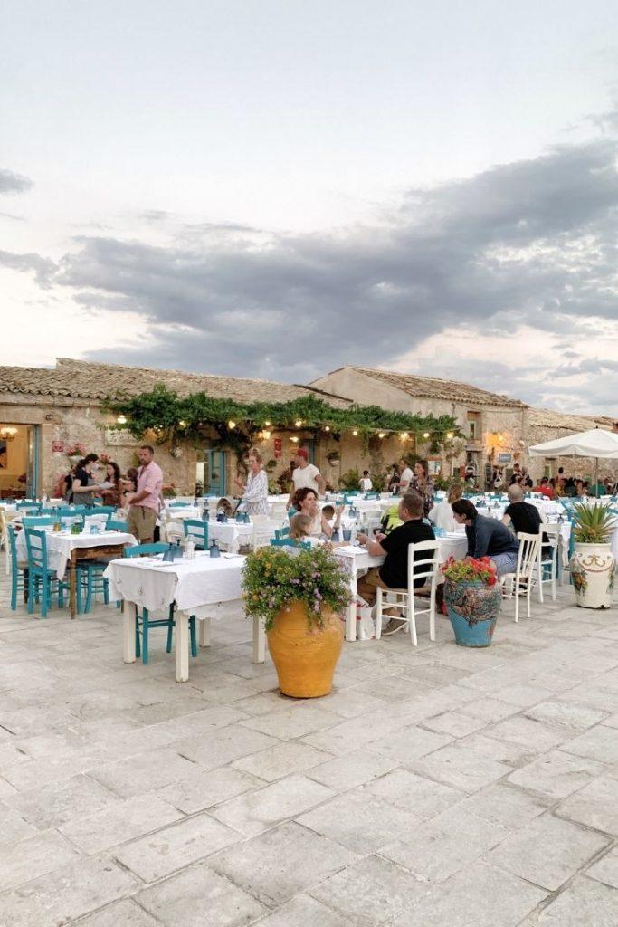 Marzamemi. Sicilia