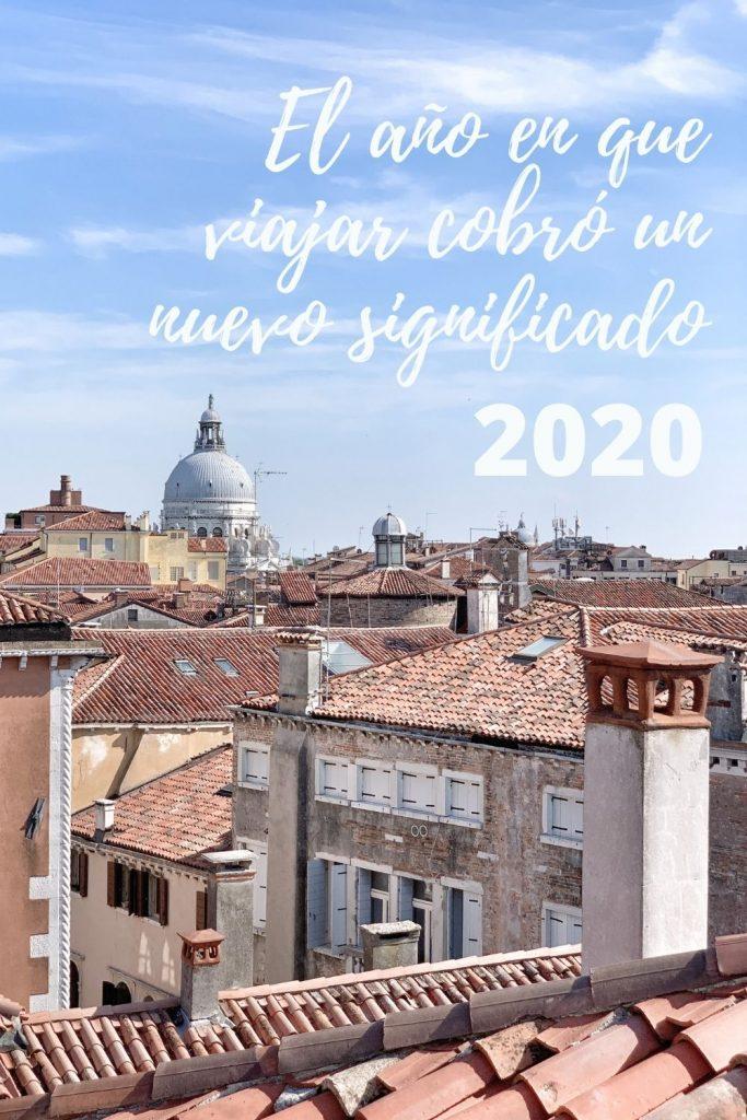 Los viajes del 2020