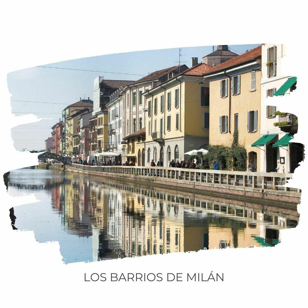Los barrios de Milán