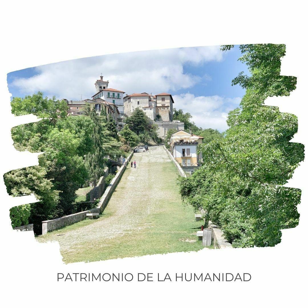 Patrimonio de la humanidad Unesco Italia