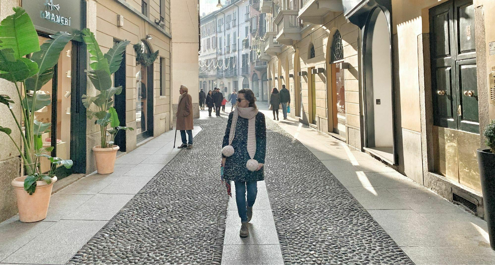 un lugar en Italia