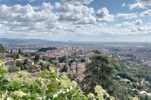 Lee más sobre el artículo Recorriendo Città Alta, el estupendo borgo medieval de Bergamo