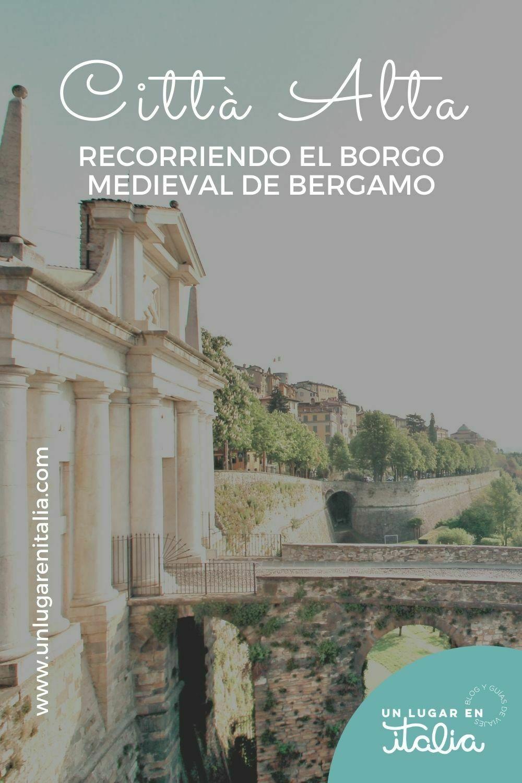 Qué hacer en Bergamo Alta