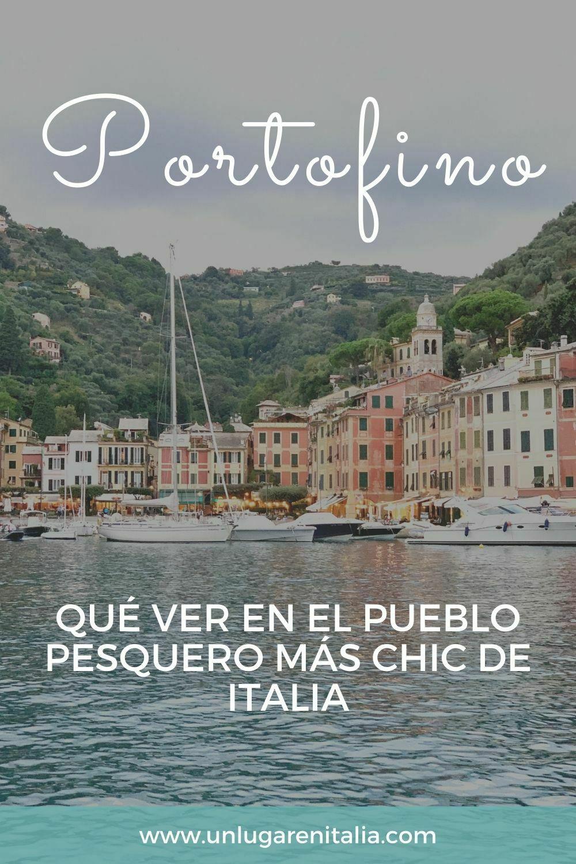 Que ver en Portofino