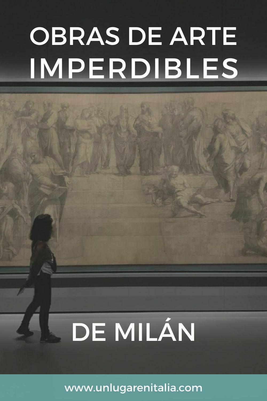 Obras de arte de Milán