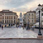 Caminando por Padua, una de las bellas ciudades del Veneto