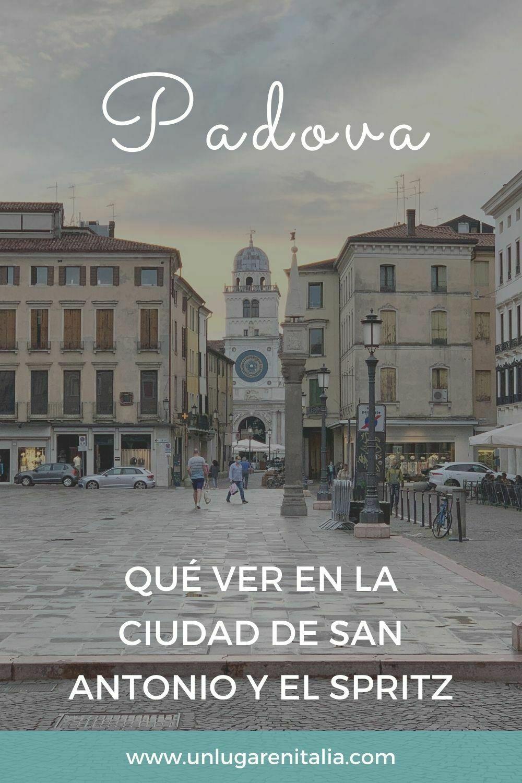 Qué ver en Padua