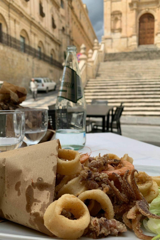 Que comer en Sicilia.
