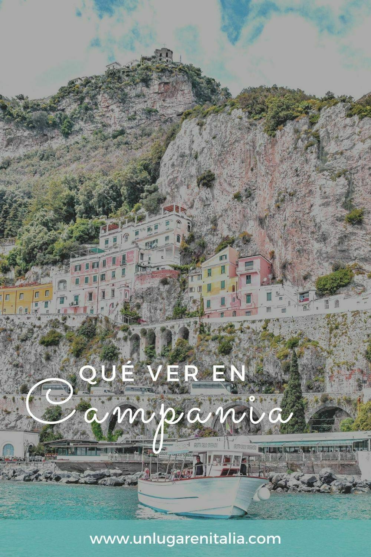 Qué ver en Campania